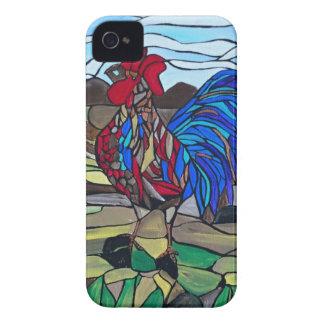 Gallo del país iPhone 4 fundas