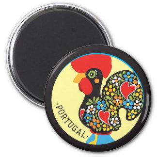Gallo famoso de Barcelos Nr 06 Imán