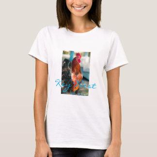 Gallo - foto Joan Schulte de la camiseta de Key