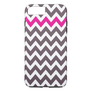 Galón rosado y gris funda iPhone 7 plus