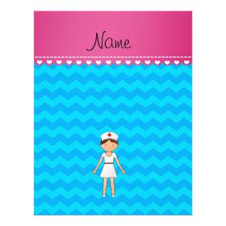 Galones conocidos personalizados del azul de cielo tarjetas publicitarias