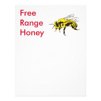 Gama libre folleto 21,6 x 28 cm