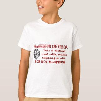 GANADO CO. de MacGREGOR Camiseta