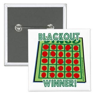 ¡Ganador del bingo del apagón del botón del bingo!