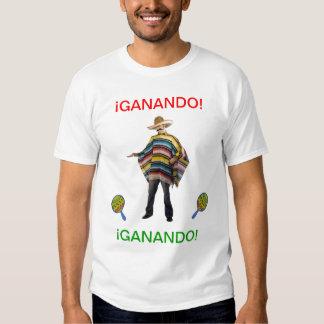 GANANDO CAMISAS