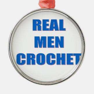 Ganchillo real de los hombres