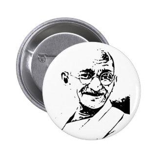 Gandhi Chapa Redonda De 5 Cm