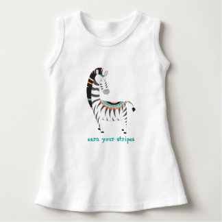 Gane sus rayas, camisetas sin mangas del bebé