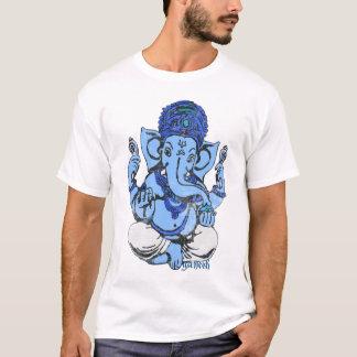 ganesh azul camiseta