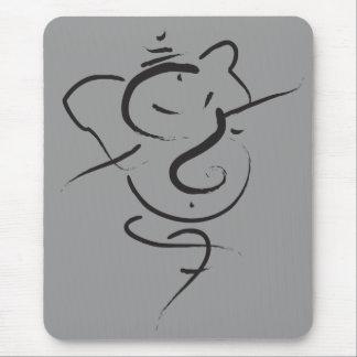 Ganesha Alfombrilla De Ratón