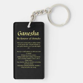 Ganesha: El removedor de obstáculos: Llavero
