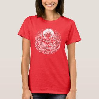 Ganesha yoga Shirt Camiseta
