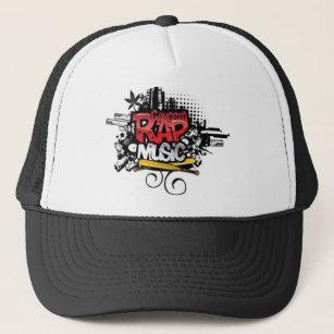 GANGSTA RAP MUSIC - gorro Cap gorro Basecap Caps 3a60ca9244f