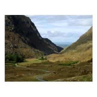 Gap de Dunloe, Killarney, Kerry, postales de