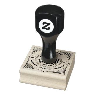 garantía sello de 3 años