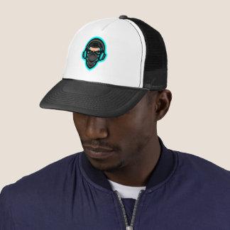 Garbo el gorra del camionero del videojugador