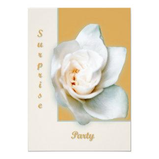 Gardenia Invitación 12,7 X 17,8 Cm