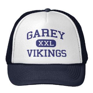 Garey - Vikingos - High School secundaria - Pomona Gorro