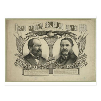 Garfield 1880 - Arturo Postal