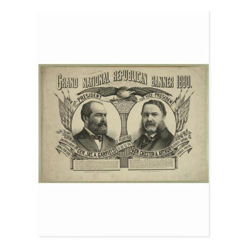 Garfield 1880 - Arturo Tarjetas Postales