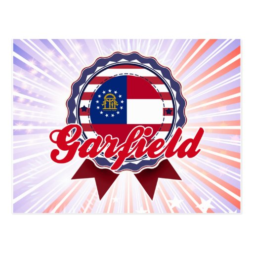 Garfield, GA Postales