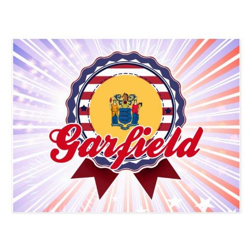 Garfield, NJ Postales
