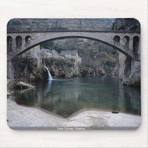 Garganta del Tarn, Francia Tapete De Ratón