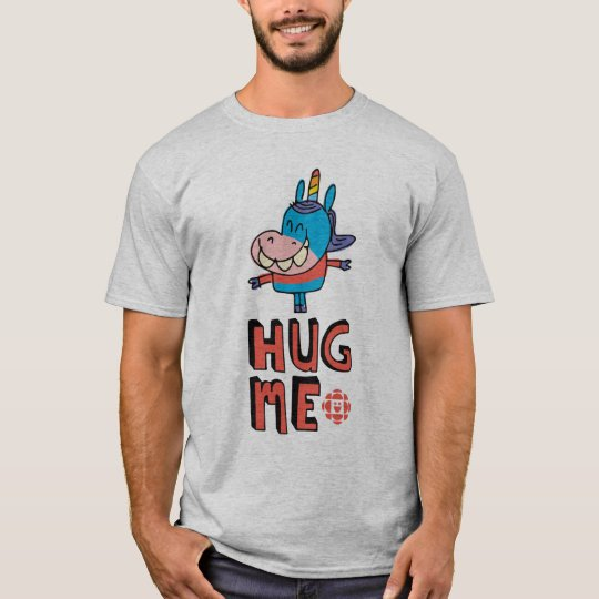 Gary - abráceme camiseta