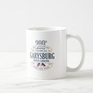 Garysburg, 200a taza del aniversario de Carolina
