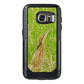 Garza de Brown de Bosque Del Apache Funda Otterbox Para Samsung Galaxy S7