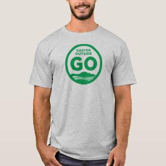 Gastón fuera de la camiseta (gris)