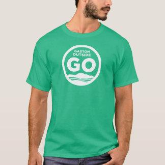 Gastón fuera de la camiseta (verde)