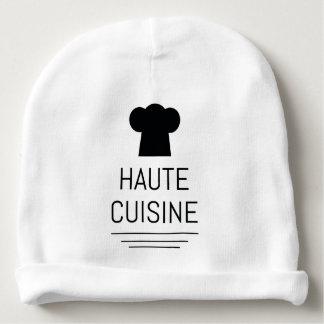 Gastrónomo del francés de la cocina de Haute Gorrito Para Bebe