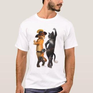 Gatito del Puss del CG Camiseta