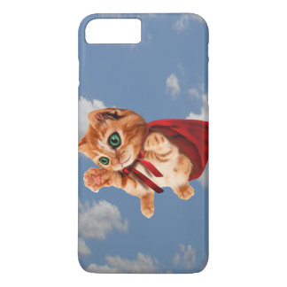 Gatito estupendo funda iPhone 7 plus