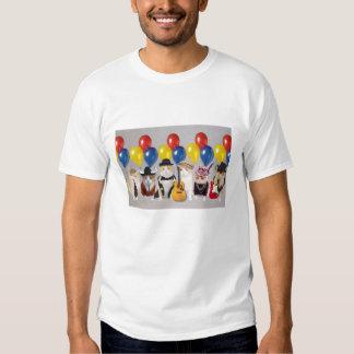 Gatito loco de Bubba Camisetas
