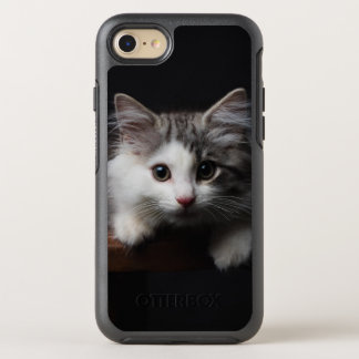 Gatito noruego del bosque funda OtterBox symmetry para iPhone 8/7