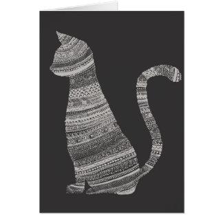 gatito tarjeton