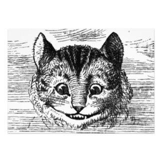 Gato de Cheshire Comunicados