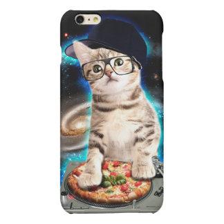 gato de DJ - gato del espacio - pizza del gato -