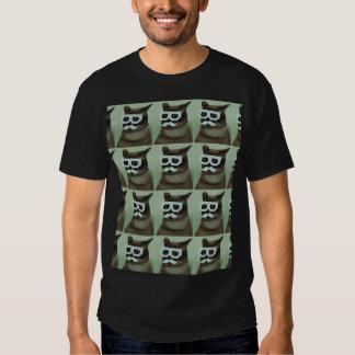 Gato de Dubstep Camiseta