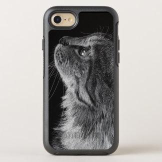 Gato de Fooji Funda OtterBox Symmetry Para iPhone 8/7
