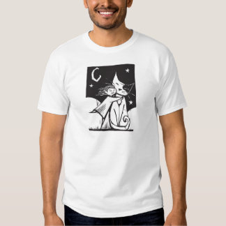 Gato de Huggy Camiseta