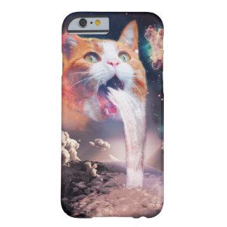 gato de la cascada - fuente del gato - espacie el funda barely there iPhone 6