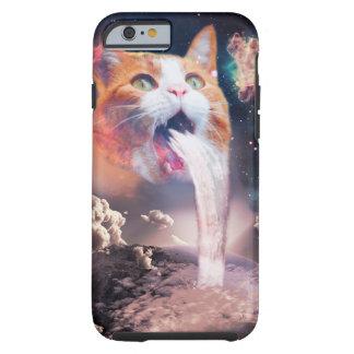 gato de la cascada - fuente del gato - espacie el funda resistente iPhone 6