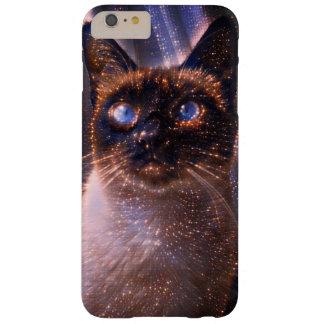 Gato de la estrella funda barely there iPhone 6 plus