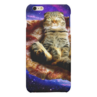 gato de la pizza - gato loco - gatos en espacio