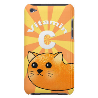 Gato de la vitamina funda iPod