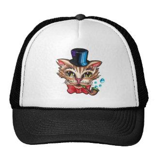 gato de lujo gorra