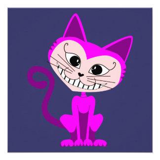 Gato de Toon Cheshire - Alicia en el país de las m Comunicados Personales